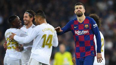 Загуба за милиард евро застрашава испанското първенство