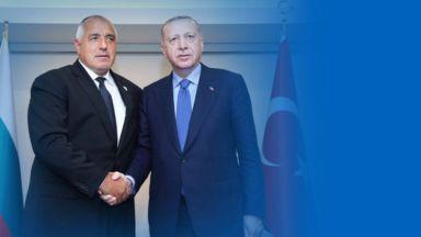 Ще помогнат ли добрите отношения на Борисов с Ердоган за предотвратяване на бежанска криза?