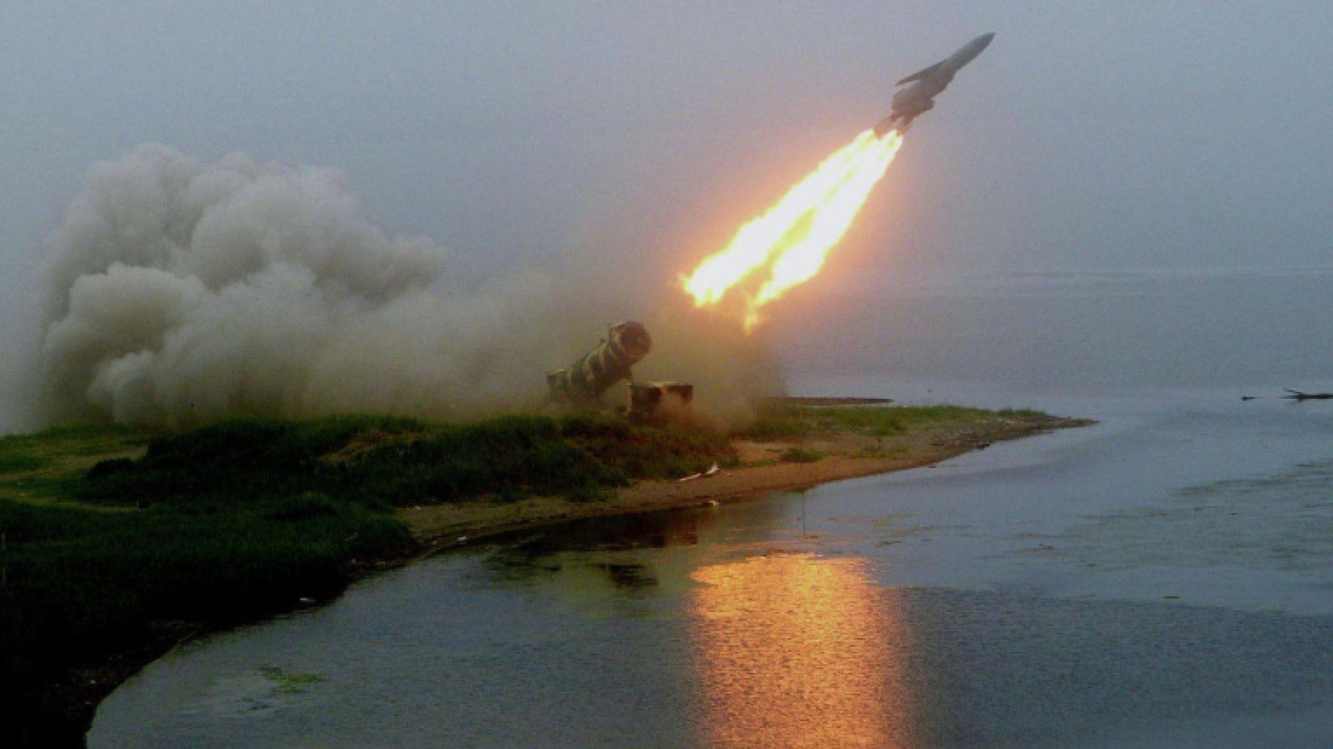Русия с нов тест на хиперзвуково оръжие