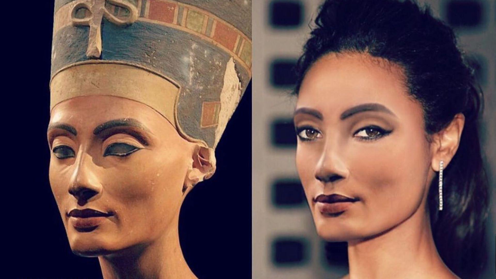 Известни личности от миналото - как биха изглеждали днес