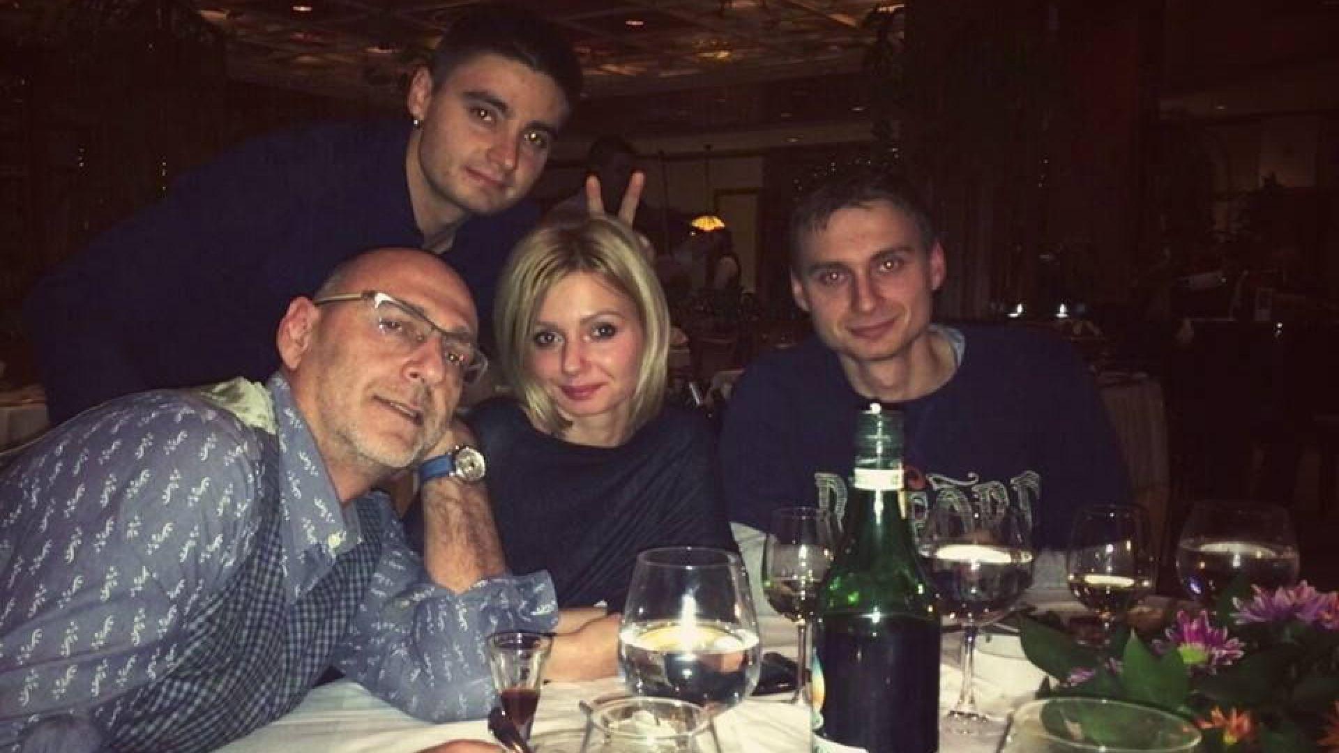 Любен Дилов-син с трогателен пост за рождения ден на близнаците си