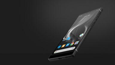 Представиха първият смартфон, направен от въглеродни нишки