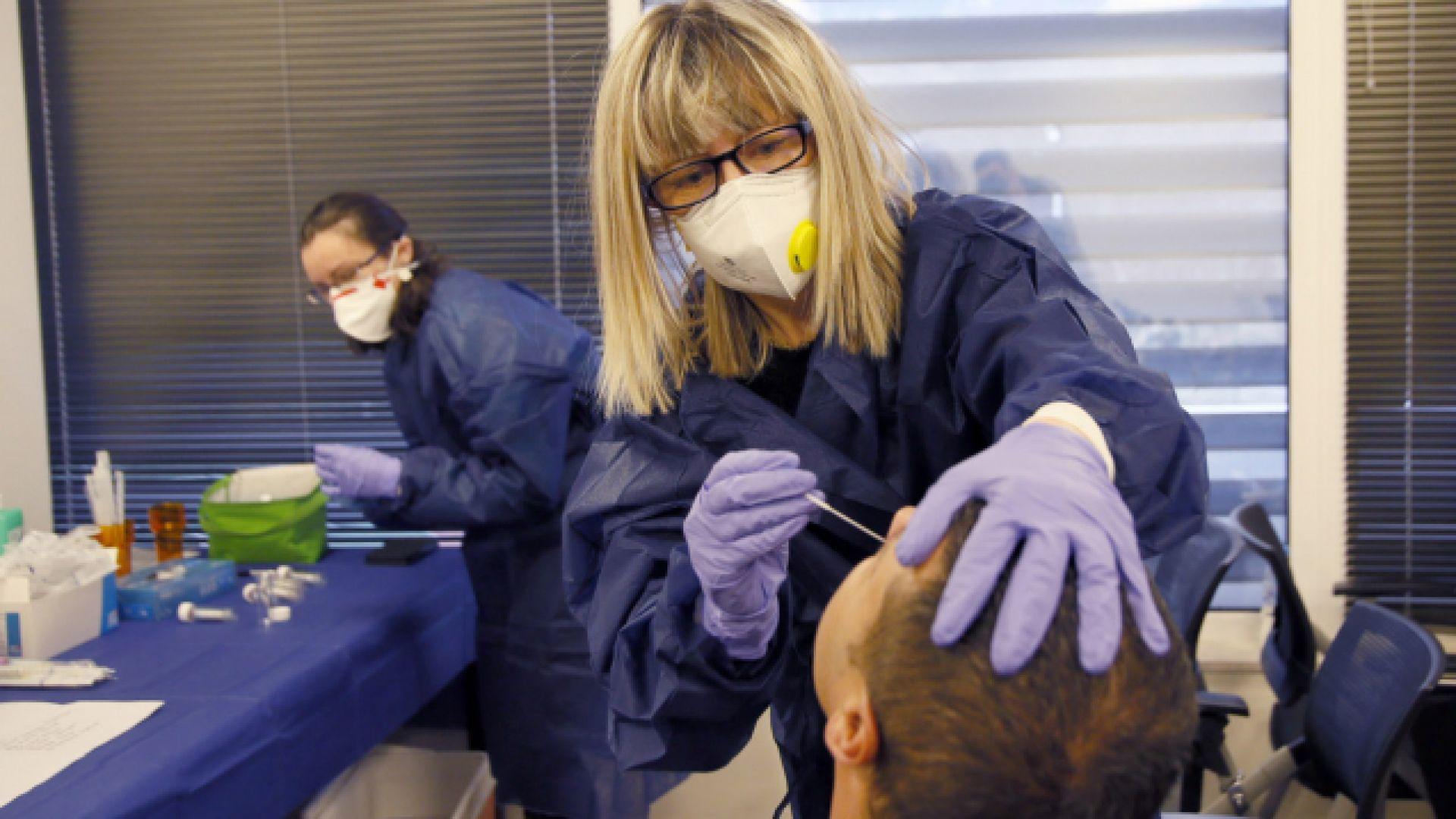 Вторият тест потвърди: В Лудогорец няма коронавирус