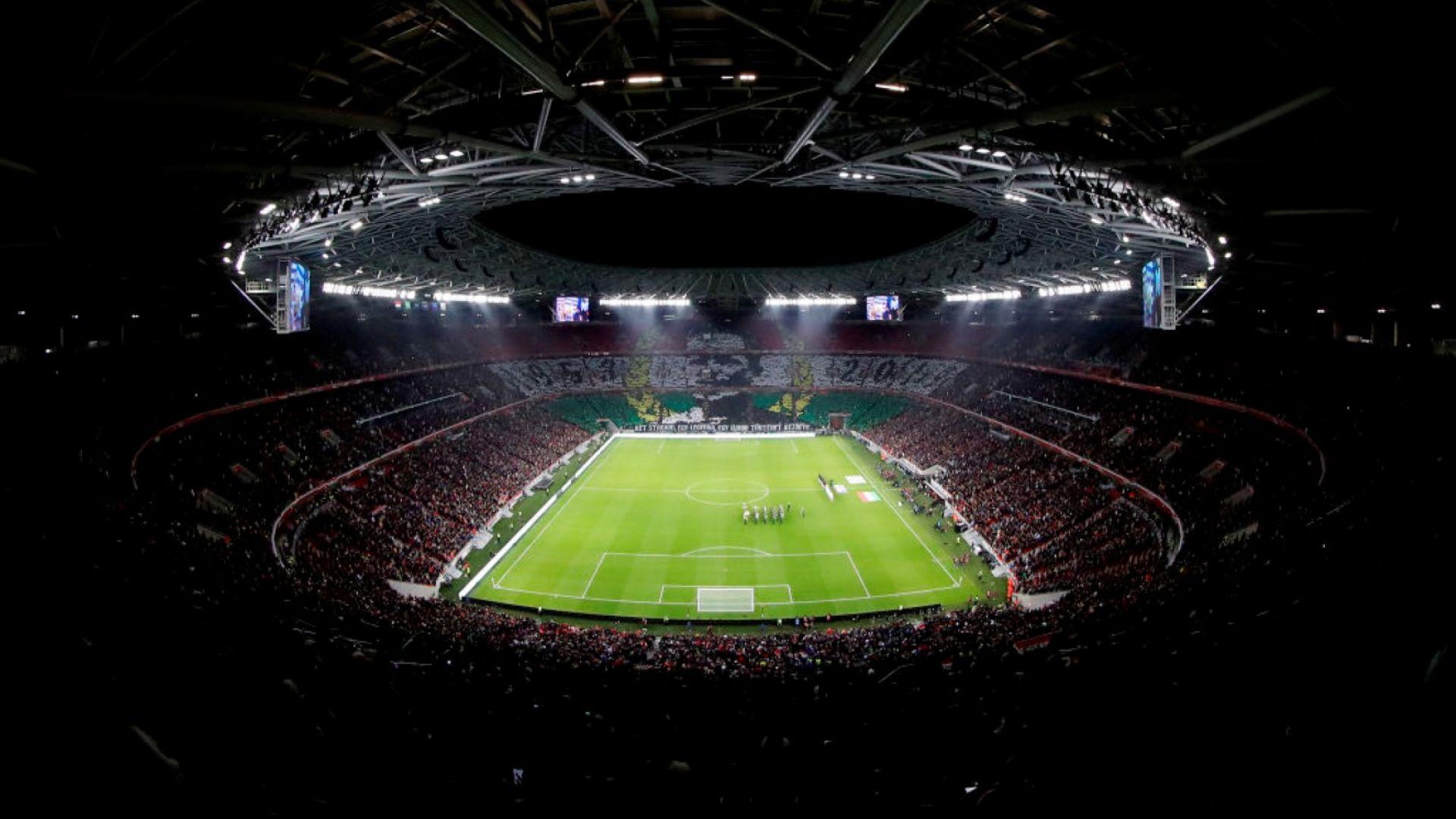 В Унгария построиха стадион за чудо и приказ,  за да вземат европейски финал