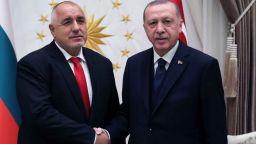 Борисов и Ердоган със съвместно изявление след срещата в Анкара (видео)