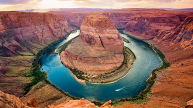 10 величествени национални парка в САЩ (снимки)