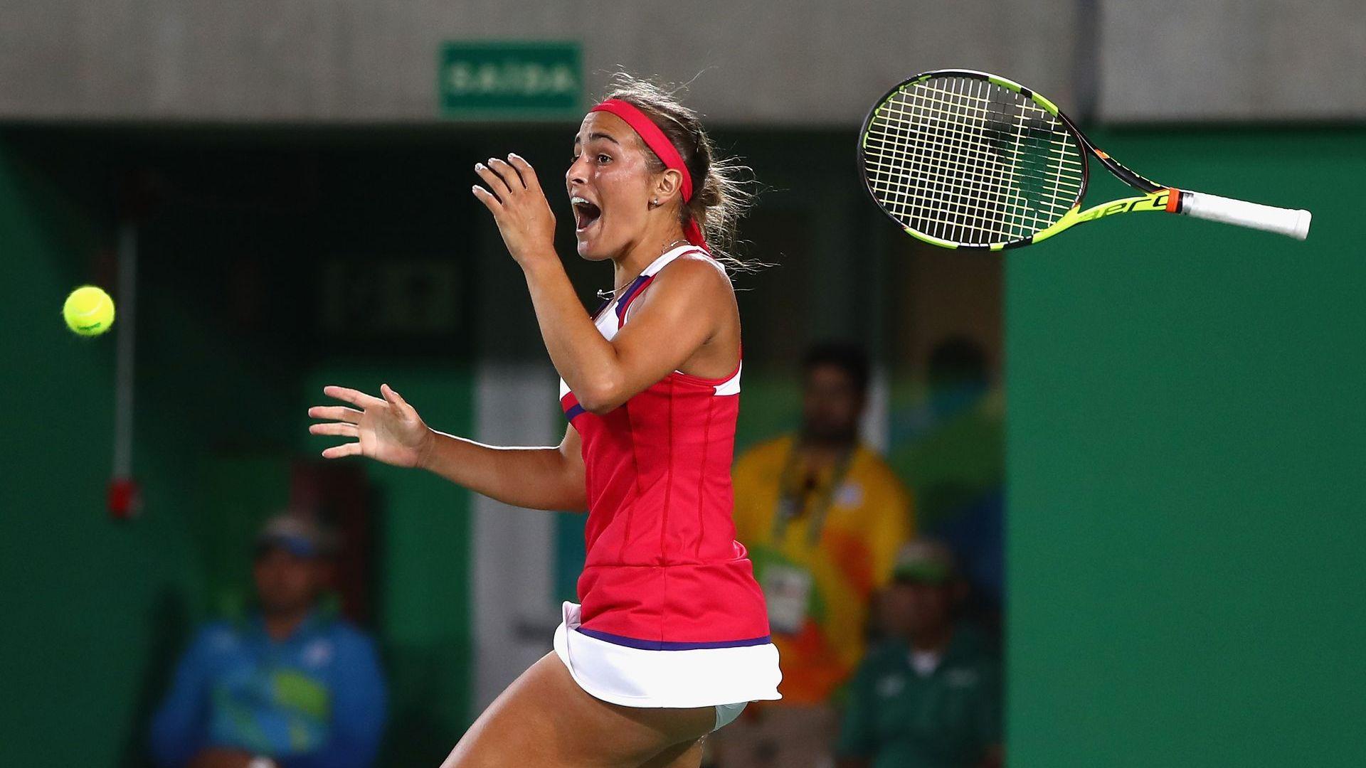 Олимпийската шампионка в тениса няма да защитава титлата си