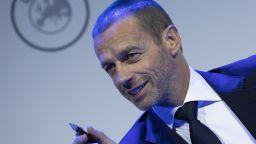 УЕФА обяви наказанията на напусналите Суперлигата отбори
