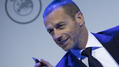 Президентът на УЕФА: Финалната осмица в Шампионска лига няма да се повтори