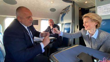 Борисов на границата: Миграционната вълна винаги е била близо (видео/снимки)