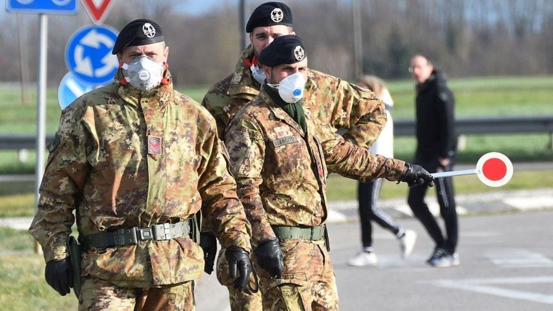Три са огнищата на вируса в Европа, Китай вече се плаши от завърнали се заразени
