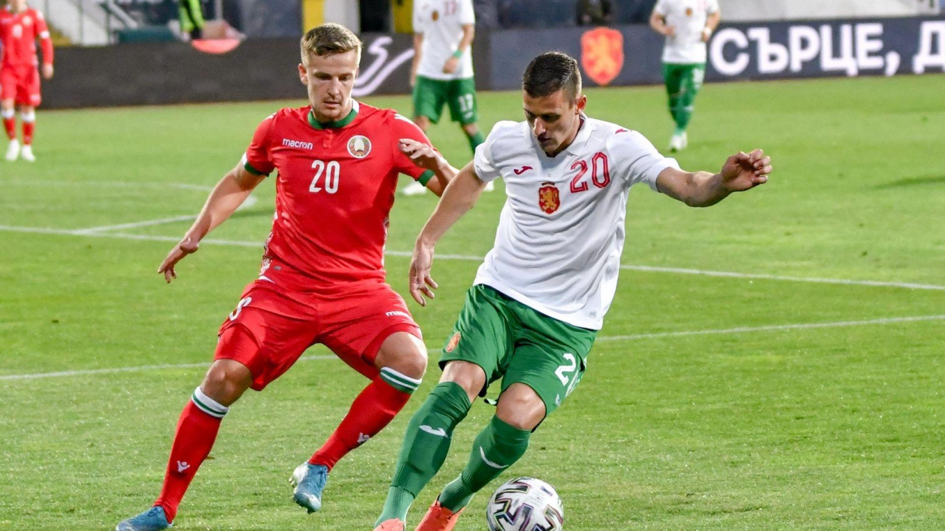 Национал от Ботев е трансферна цел на Лудогорец?