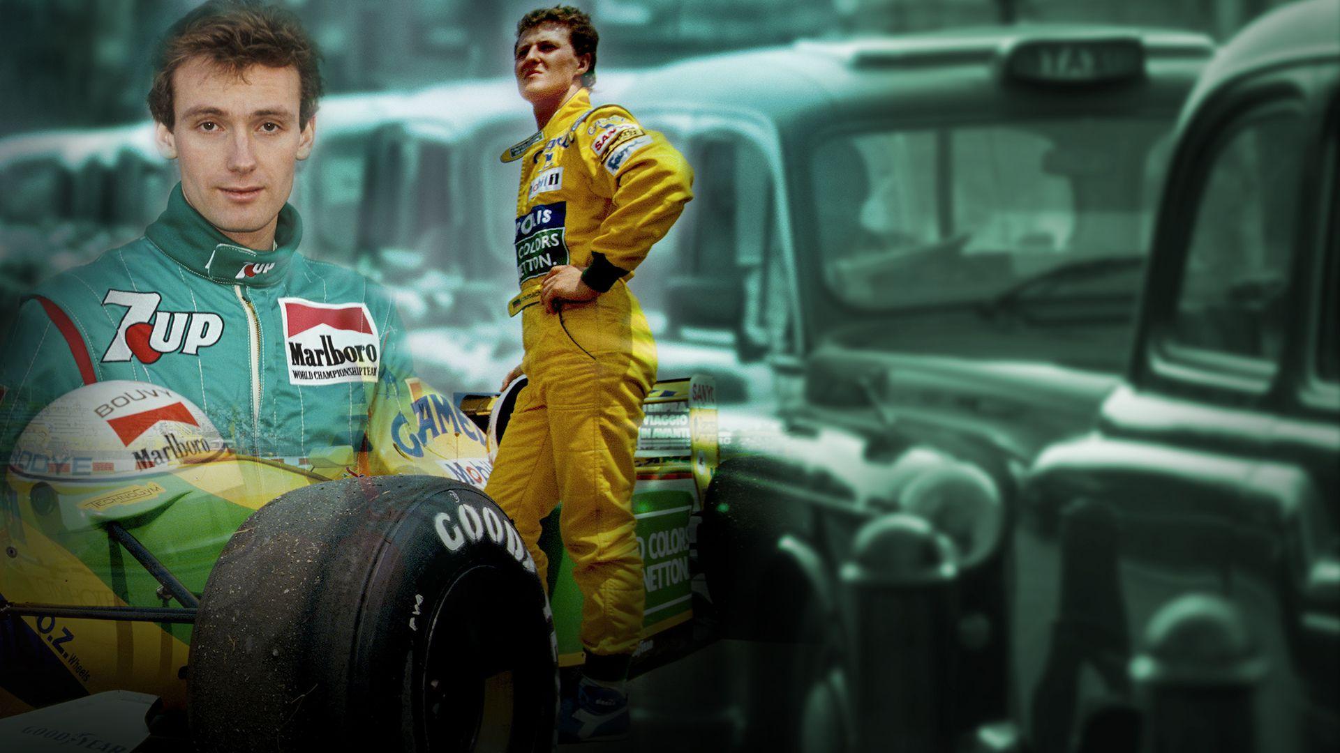 Как един затворник разчисти пътя към Формула 1 за Шуми