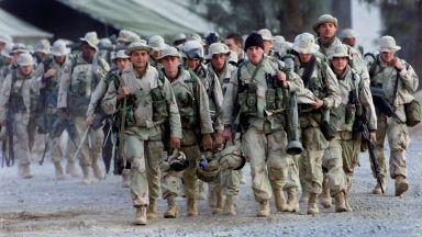 САЩ ще продължат въздушните удари в Афганистан