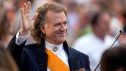 Андре Рийо се завръща през ноември в София
