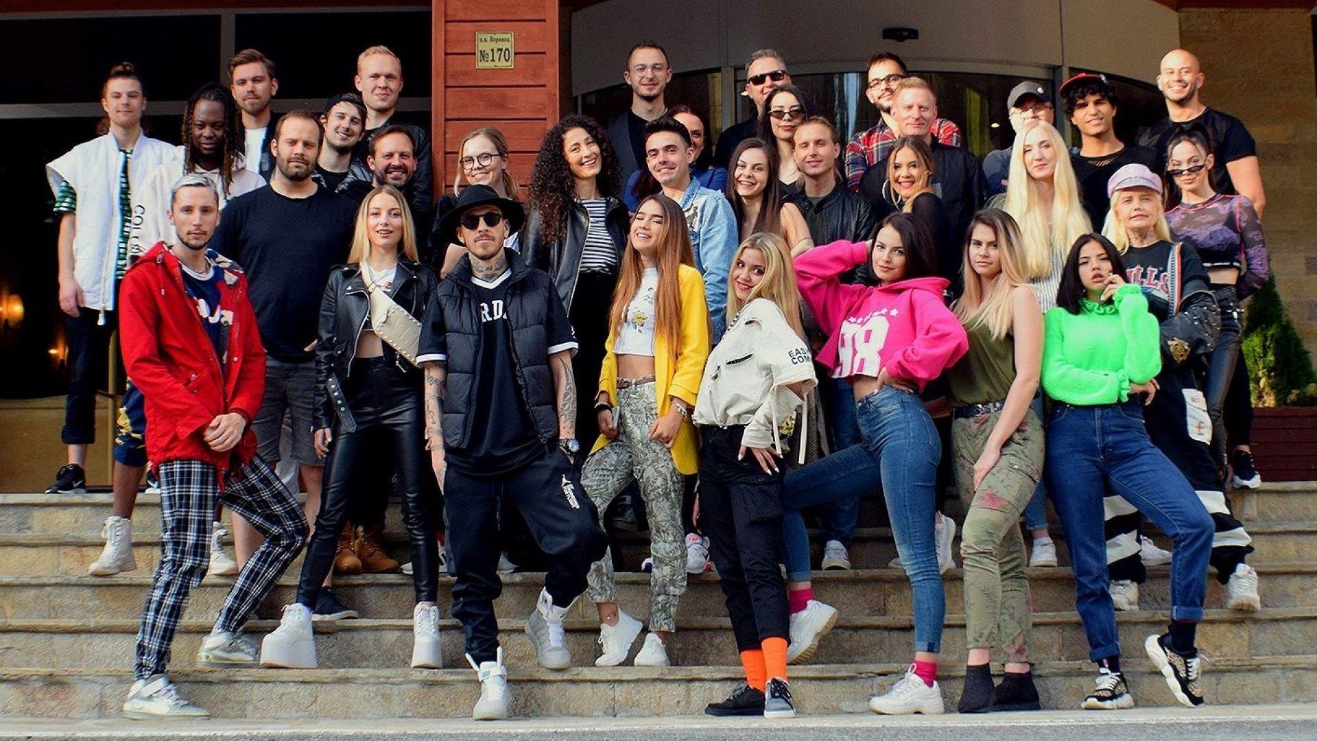 20 звездни хитмейкъри идват да пишат музика с български автори на Sofia Songwriting Camp
