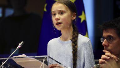 Наградиха Грета Тунберг с 1 млн. евро, тя обеща да дари парите чрез фондацията си