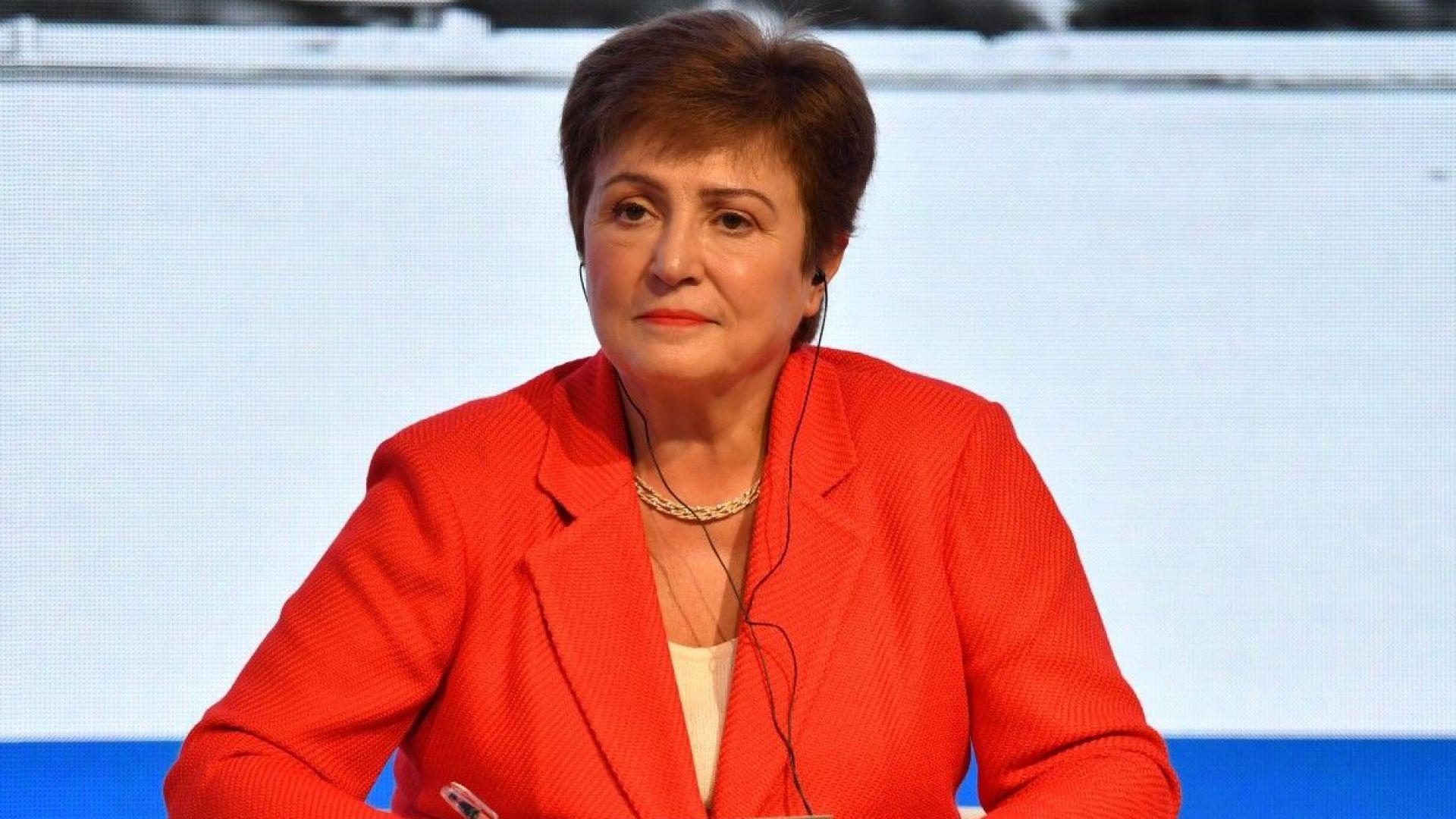 Кристалина Георгиева: Световната икономика вече е в рецесия