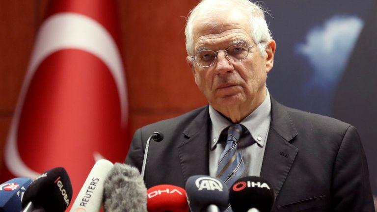 Върховният представител по въпросите на външната политика и сигурността Жозеп