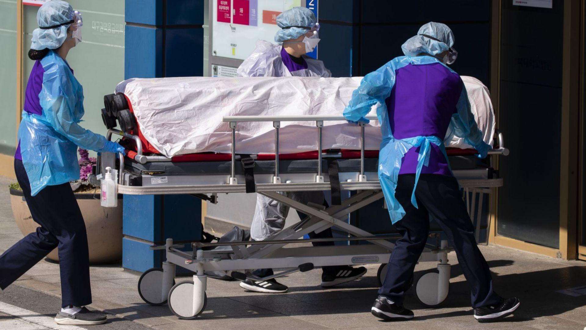 Първи случай в света - коронавирусът поразява и нервната система
