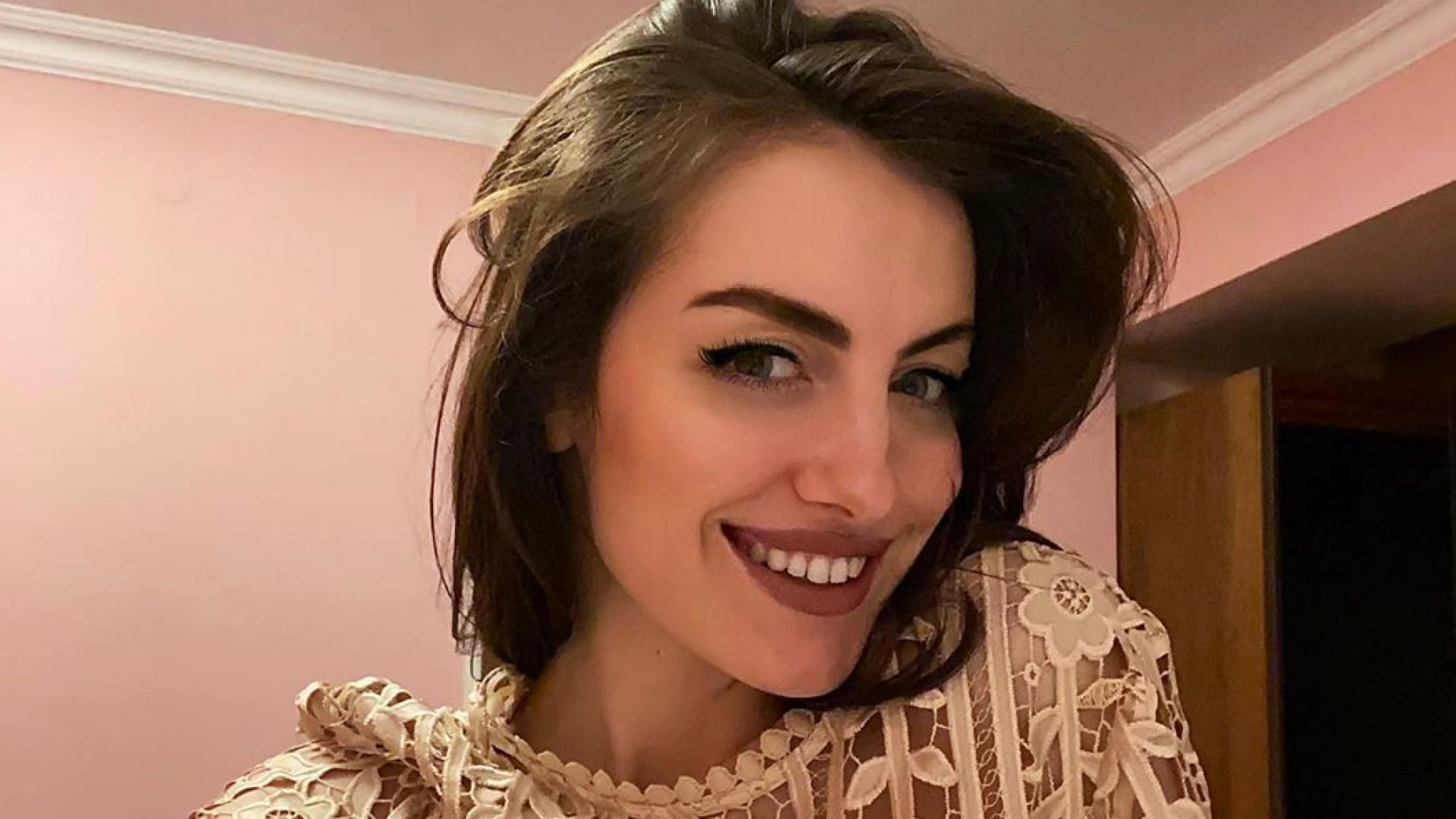 Марина Войкова сподели най-сладката снимка на бебето си