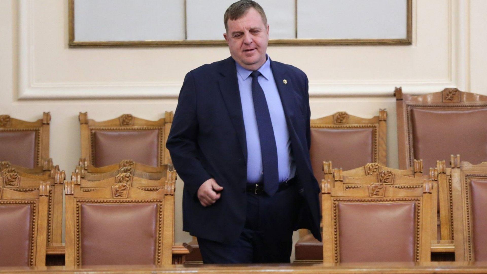 Каракачанов: Новите министри не са нечии хора, а професионалисти