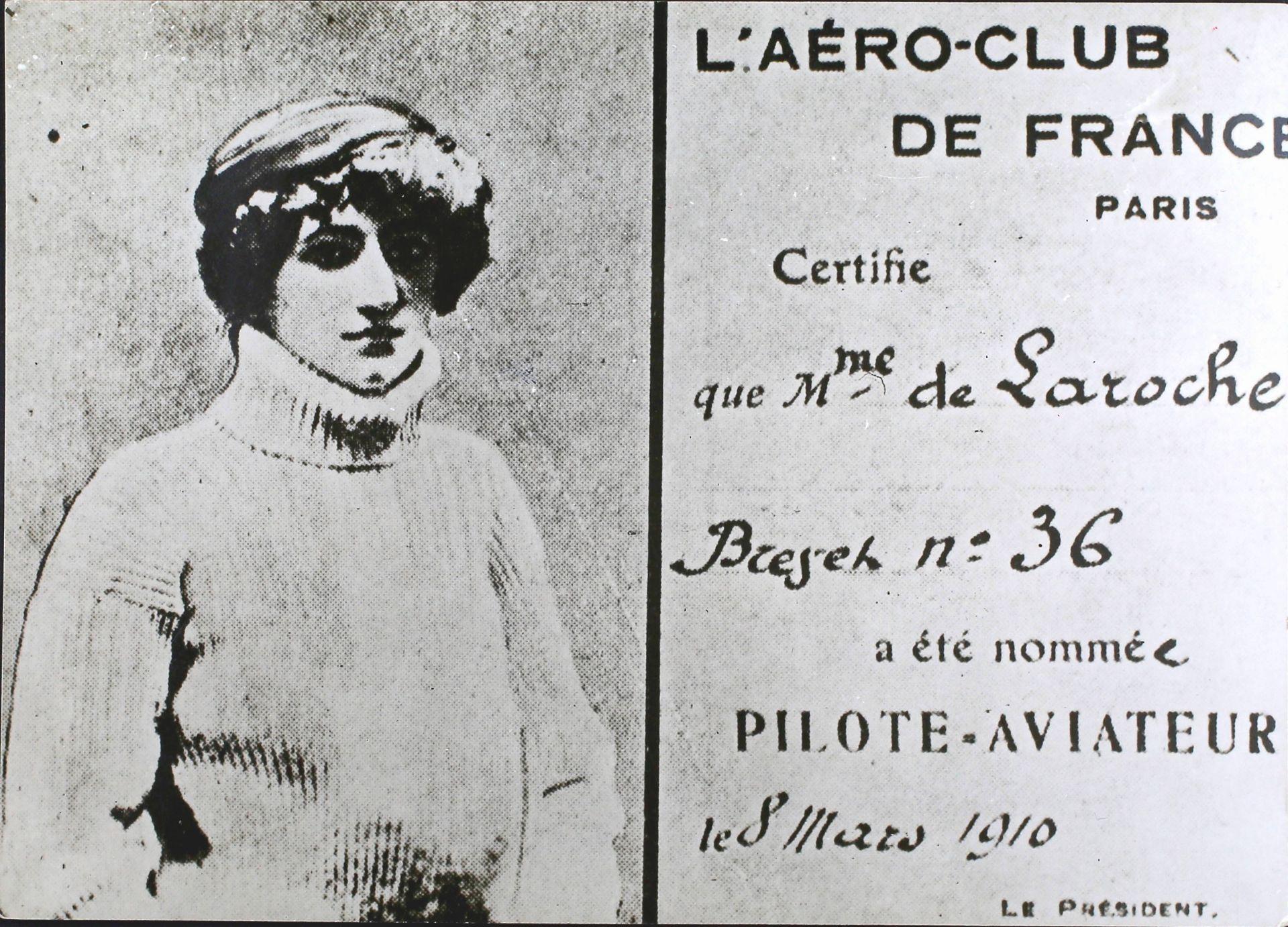 Как първата жена, получила лиценз за пилот, загива в самолетна катастрофа (СНИМКИ / ВИДЕО)