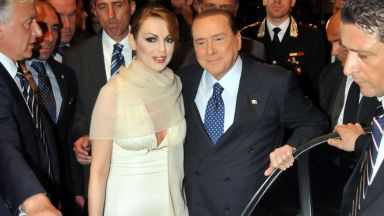 Силвио Берлускони се раздели с младата си приятелка след 10-годишна връзка