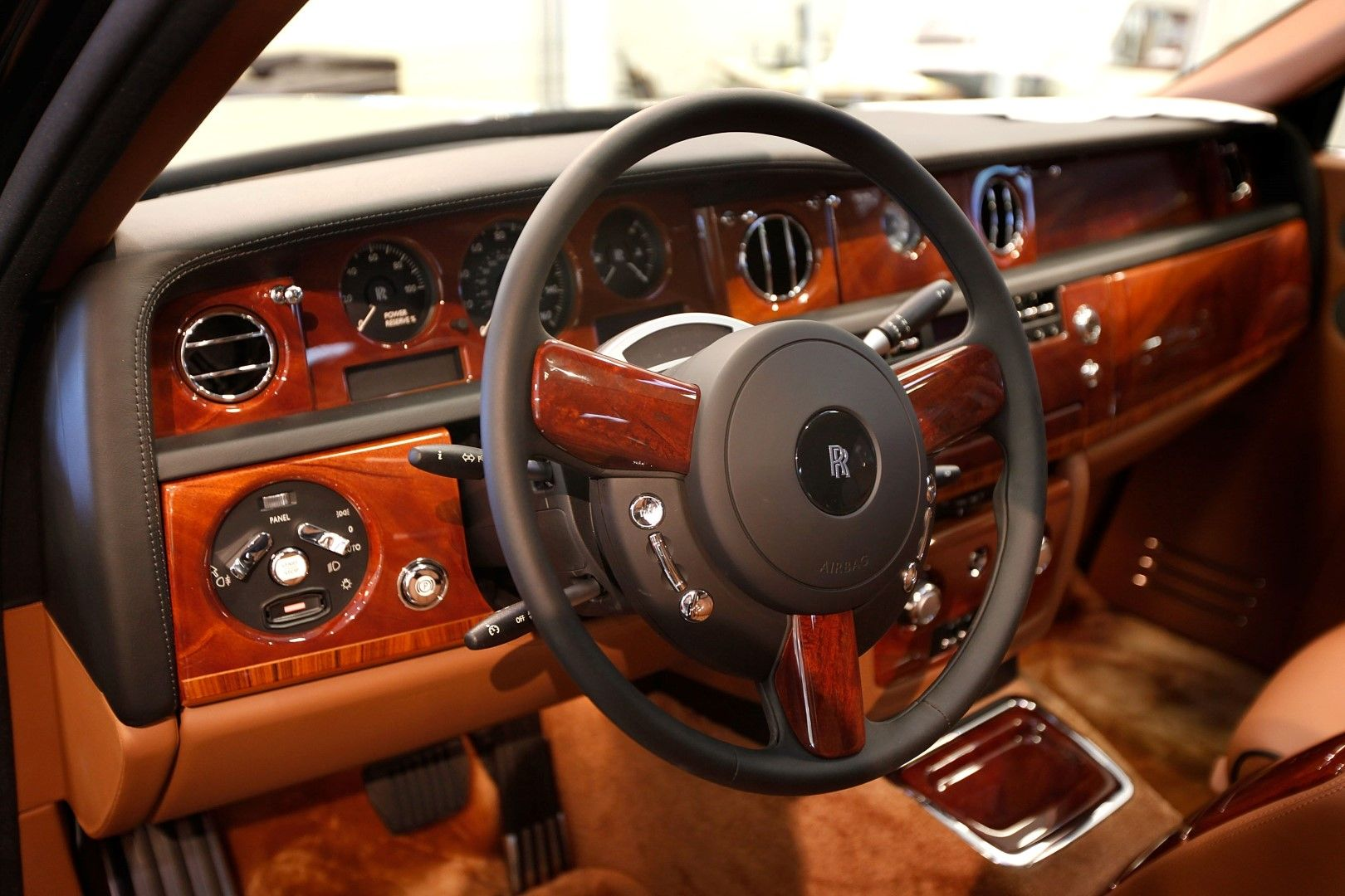 2013 Rolls-Royce Phantom Hardtop Coupe, Aviator Collection