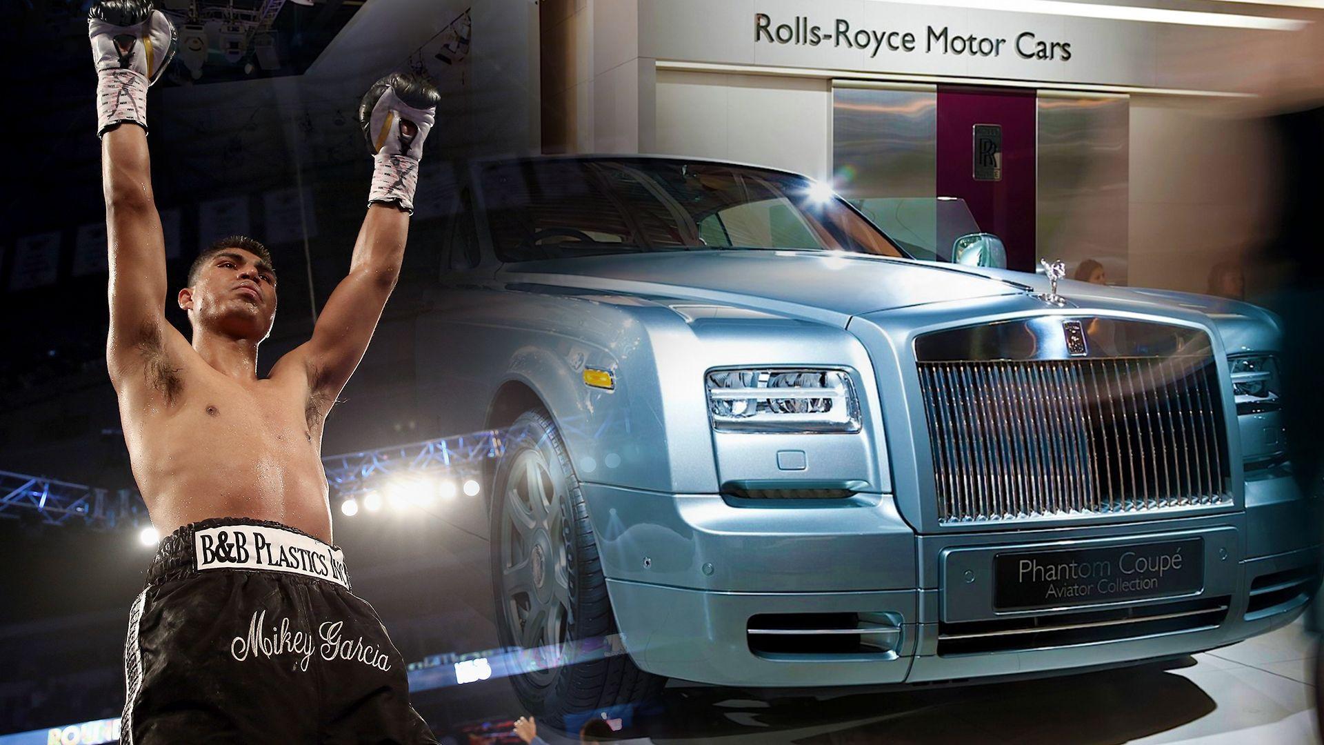Гараж за милиони - колекцията от суперавтомобили на един боксов шампион (Снимки)