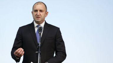 Румен Радев: Време е премиерът да се смири и да приеме истината