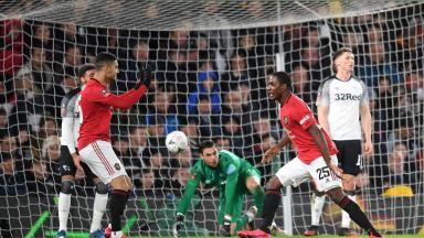 Манчестър Юнайтед разреши належащ проблем преди рестарта