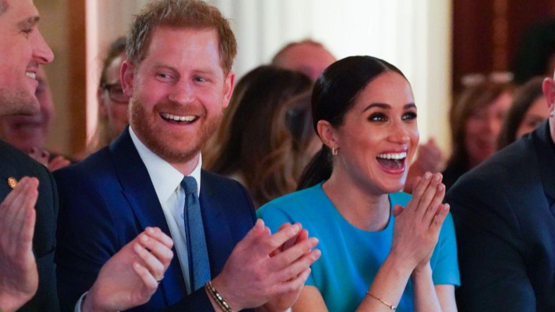Членовете на британското кралско семейство поздравиха Меган за рождения ѝ ден