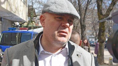 Гешев: Радев наруши Българската Конституция