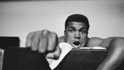 """Скици на Мохамед Али бяха продадени на """"нокаутиращи"""" цени на търг в Ню Йорк"""