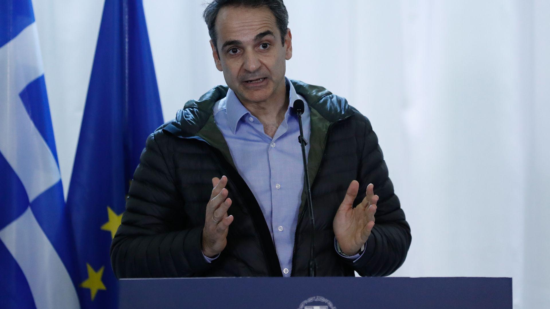 Гърция няма да приема строги икономически условия от ЕС заради помощта за COVID-19