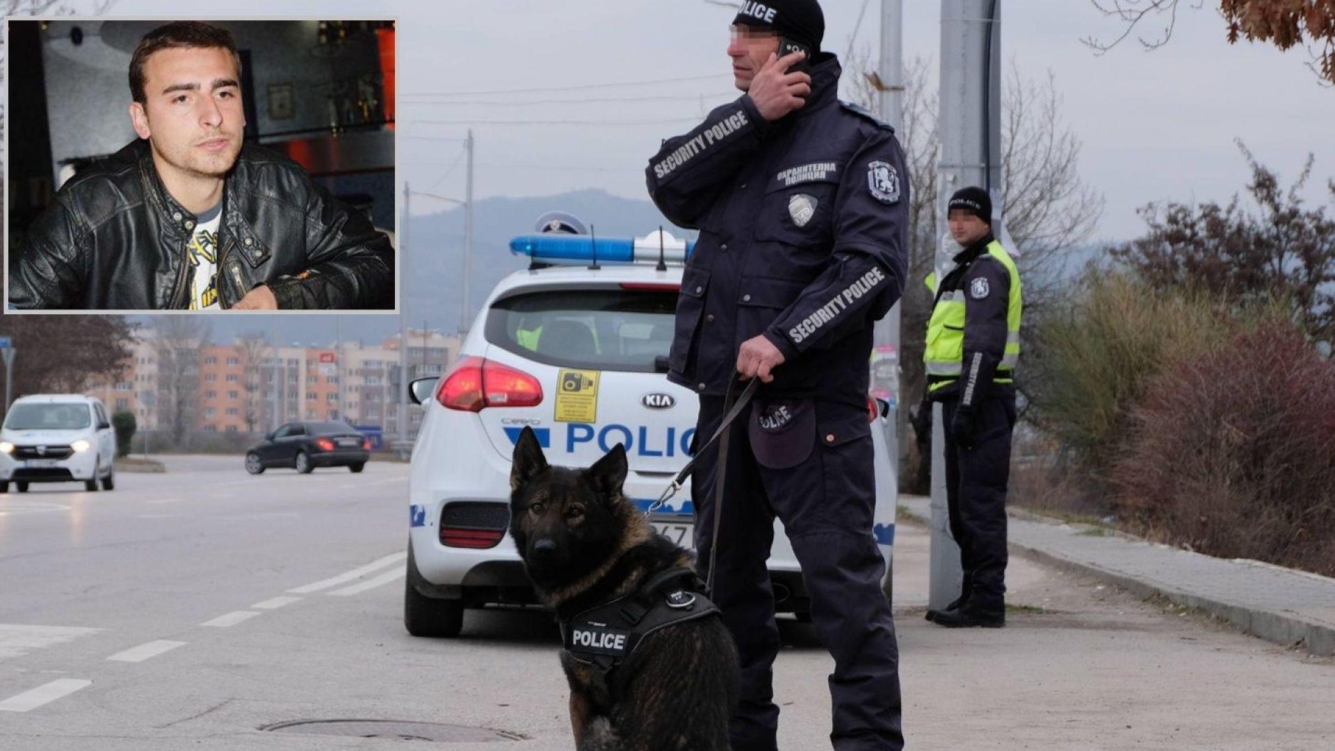 Арестуваха брата на Димитър Бербатов за наркотици при полицейска акция в Благоевград