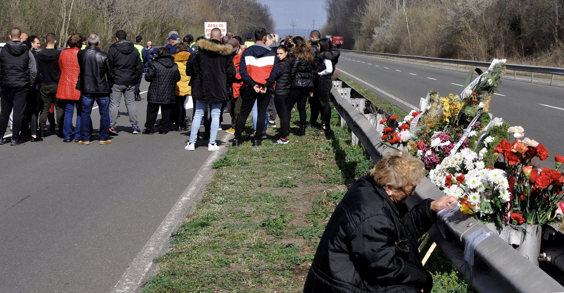 Пътна блокада на жителите на две созополоски села