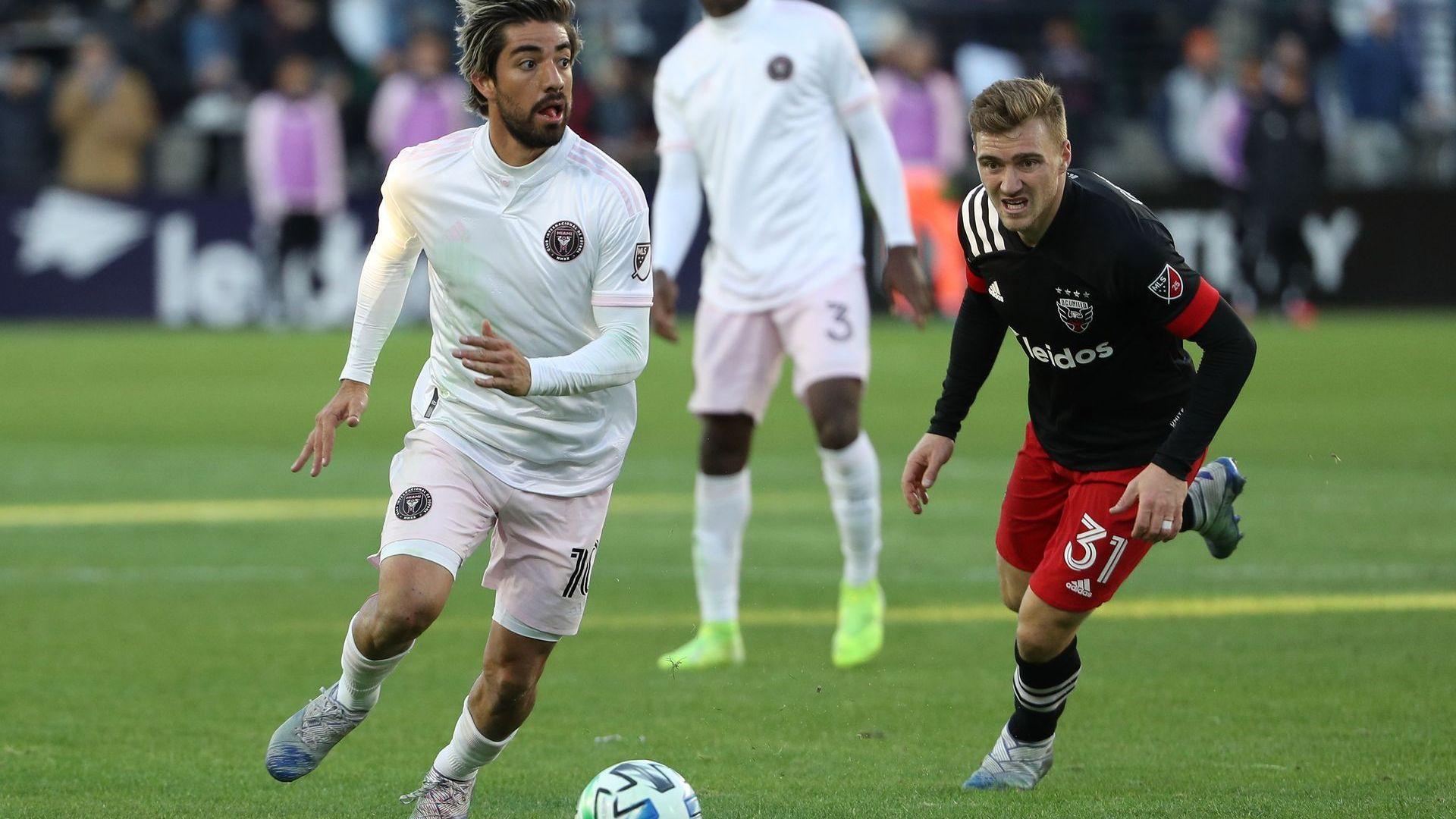Любимец на Бекъм вкара историческия първи гол за клуба му