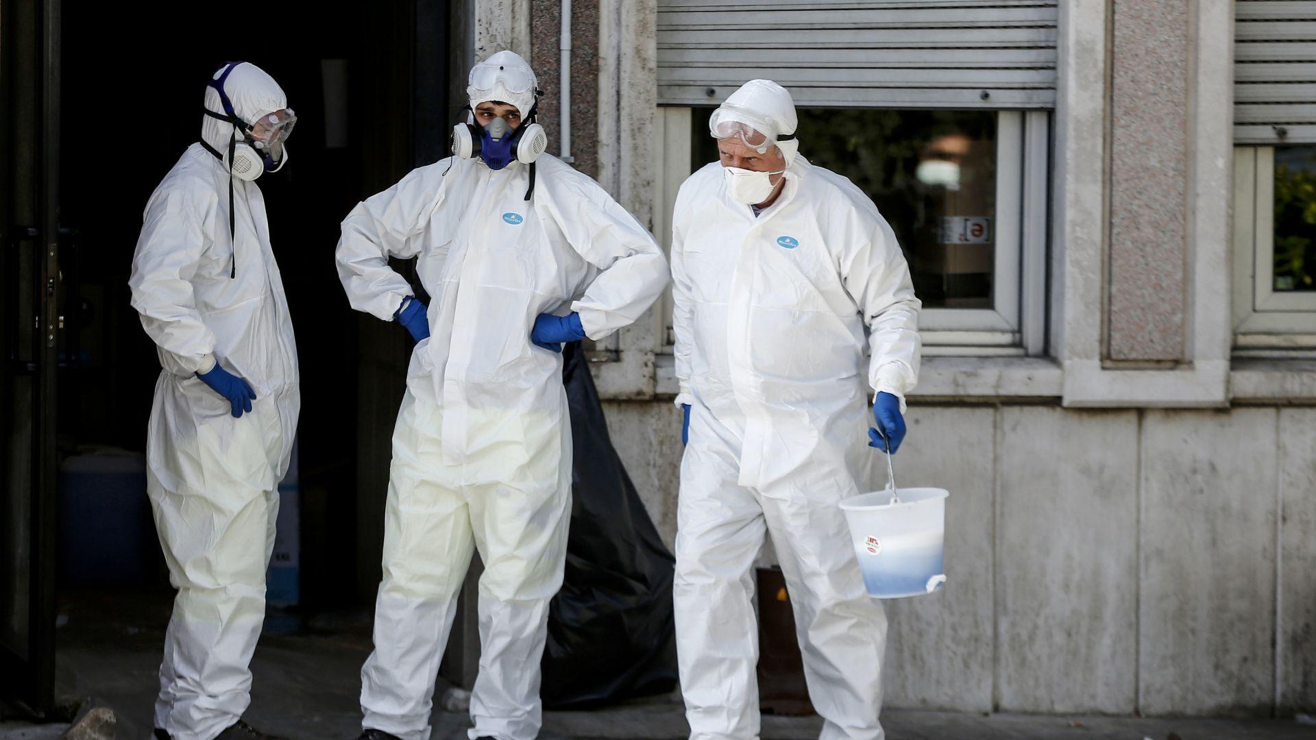 Италия стана най-засегнатата страна от коронавируса в света след Китай