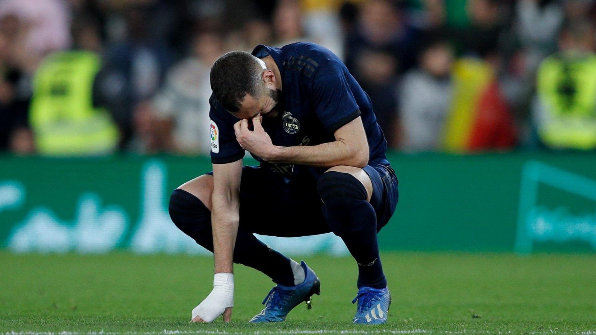 В Реал се хванаха за главата: Тази загуба може да ни коства титлата