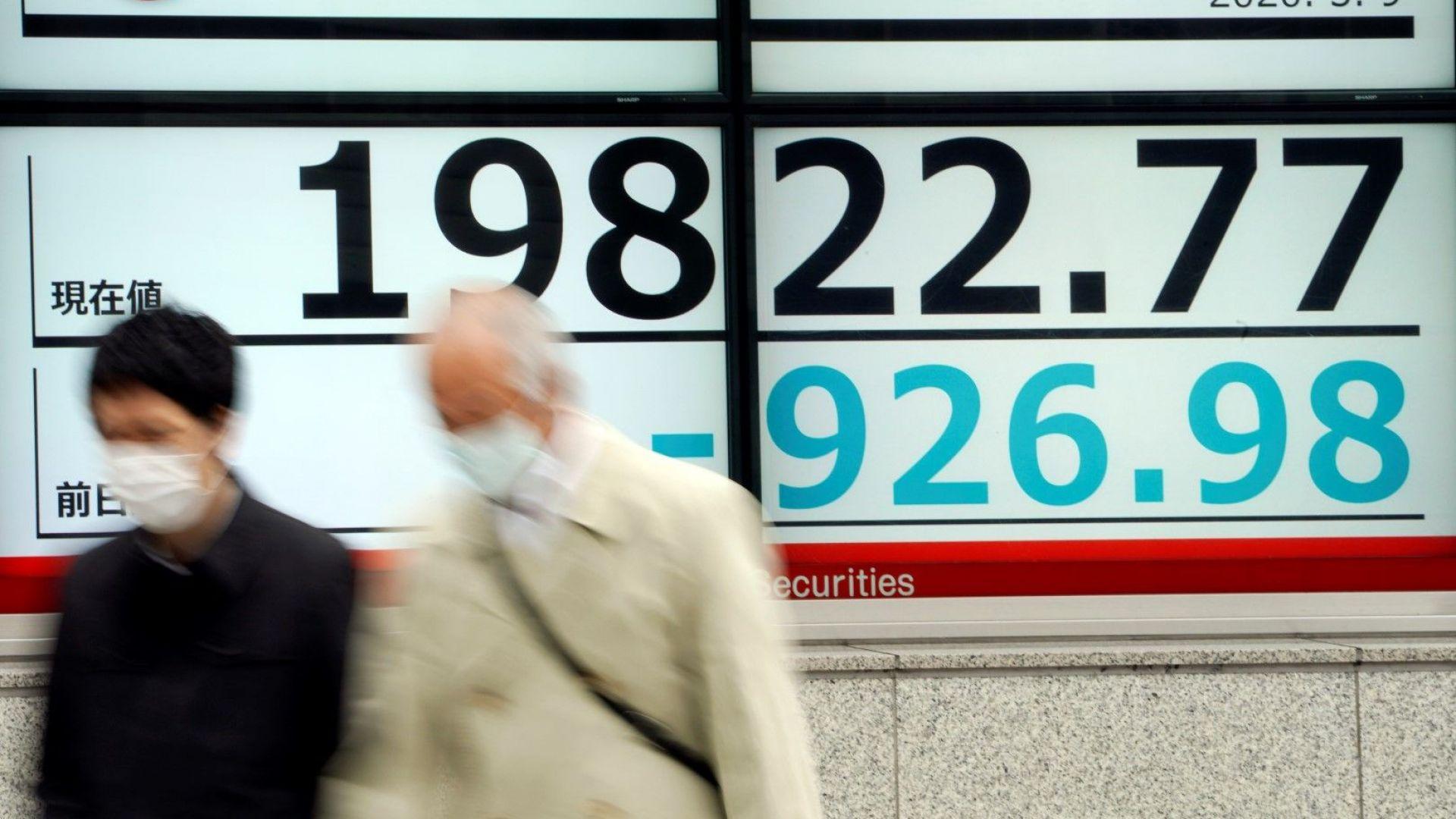 Вирусният удар по движението на хора и стоки порази петролния пазар