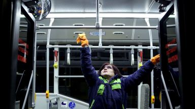 Пускат транспорта до Витоша, транспортът връща нормалното вечерно разписание в София