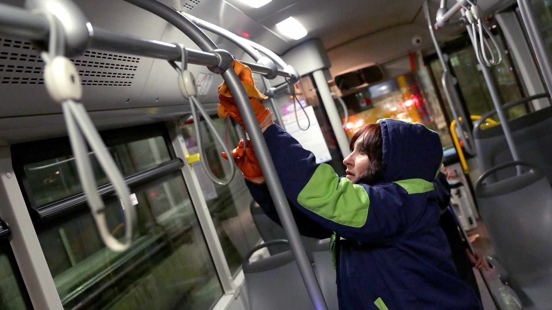 Градският транспорт в Пловдив остава да се движат по приетото разписание