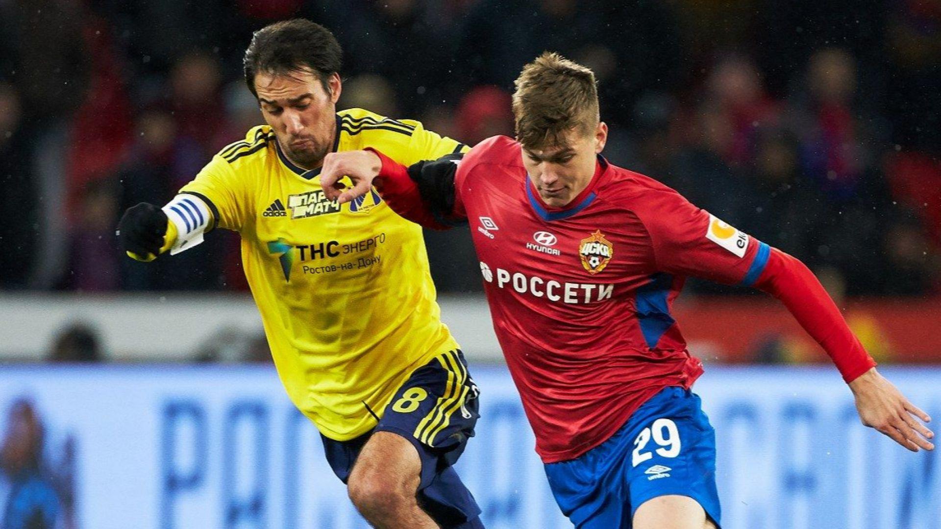 Ивелин Попов: Целта пред Ростов е Шампионската лига