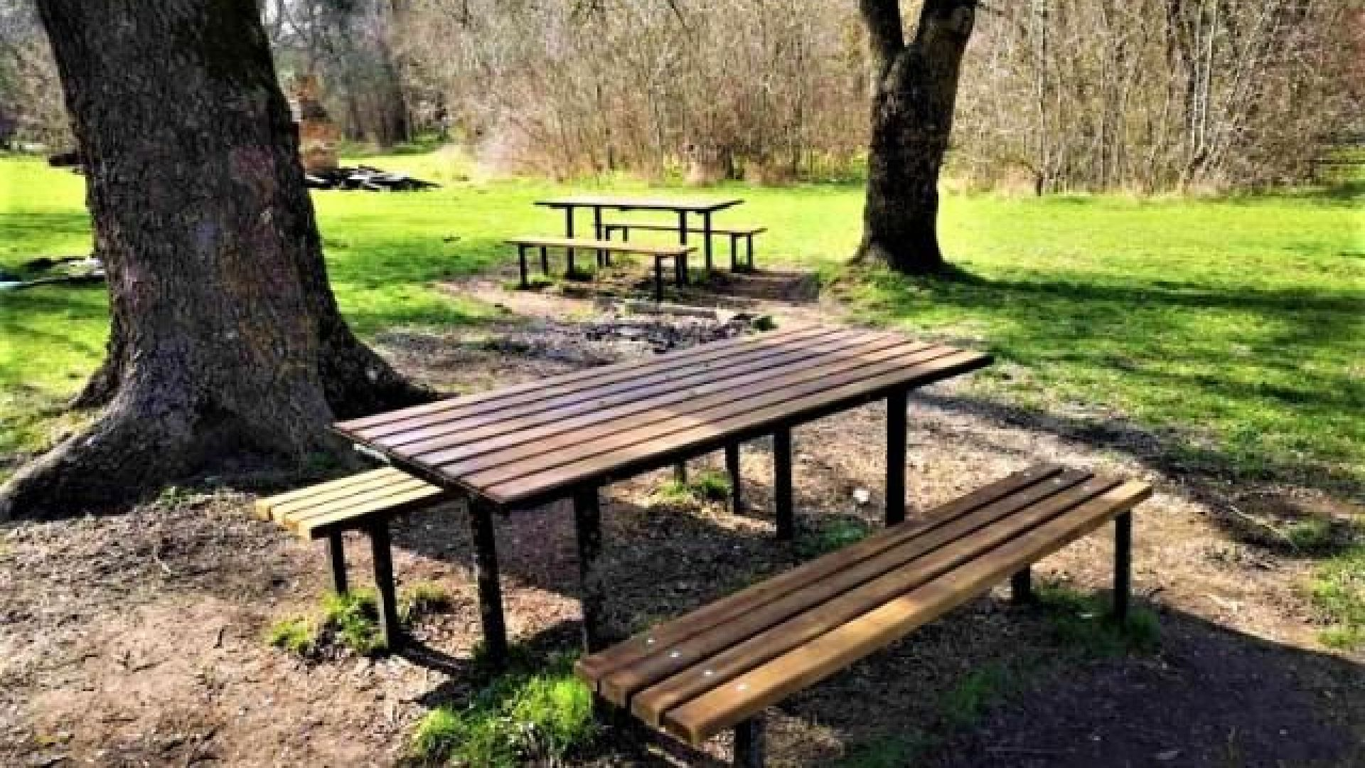 "Парк ""Росенец"" посреща пролетта с обновени пикник зони"