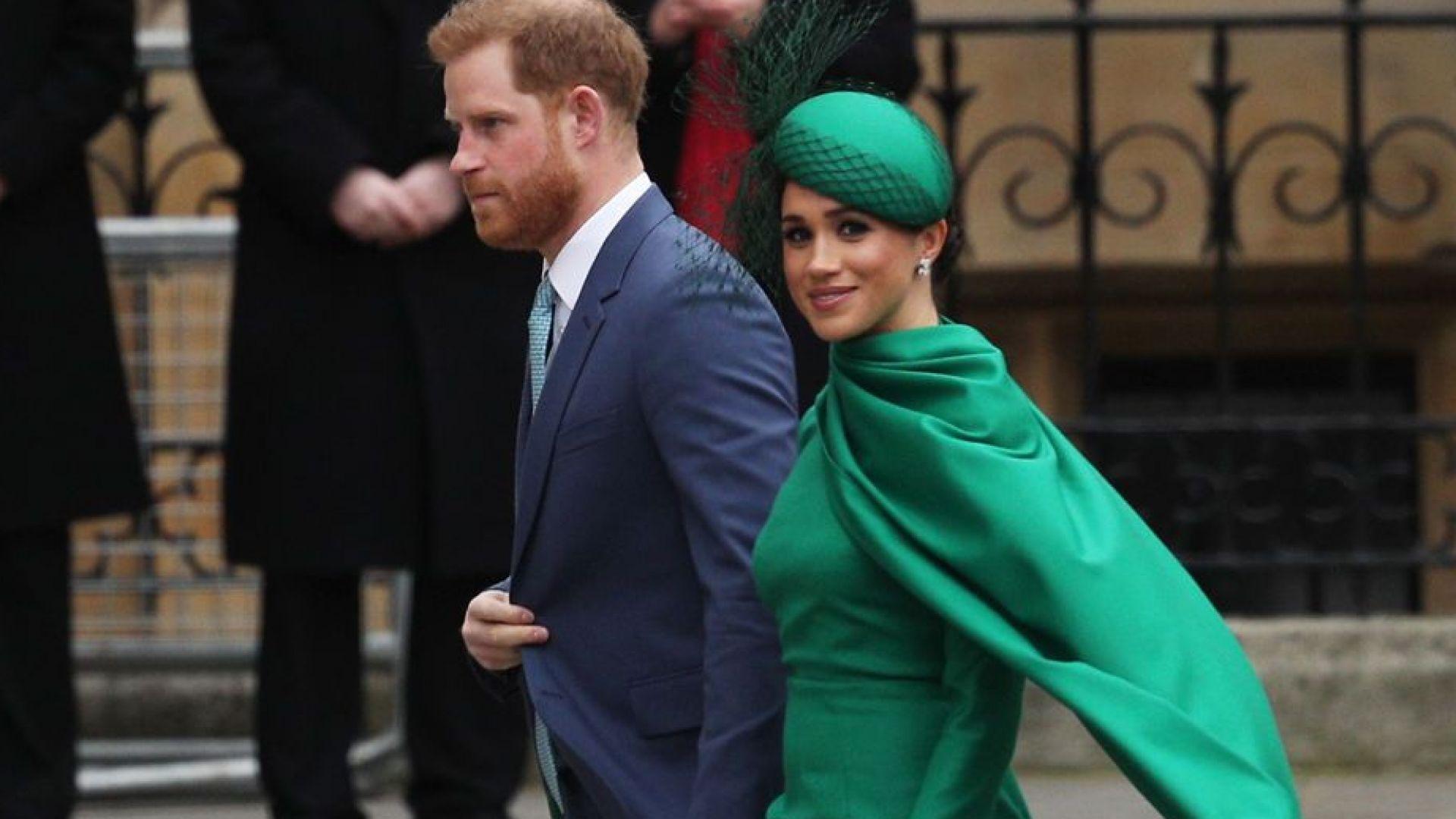 Хари и Меган с Уилям и Кейт - заедно на кралско събитие за първи път от месеци