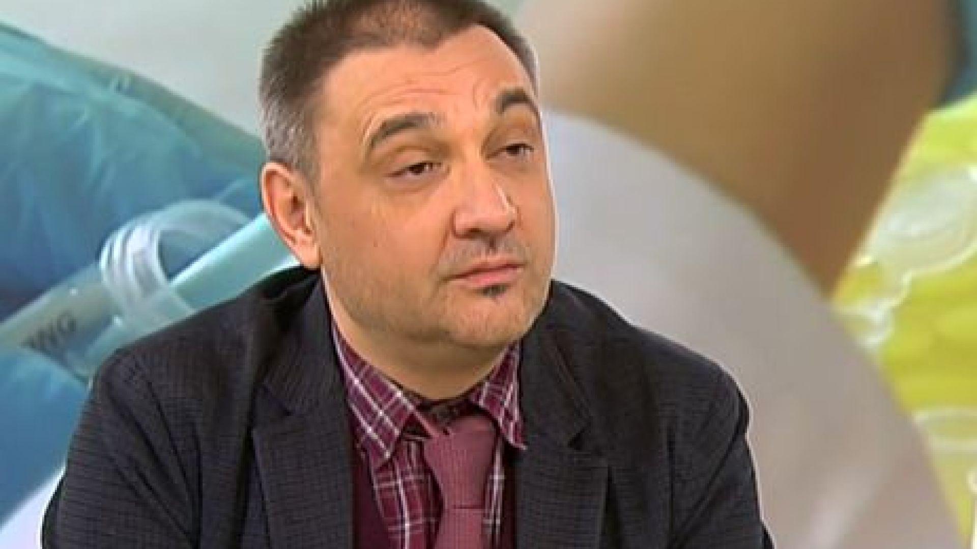 Проф. Чорбанов: Ваксините пристигат с приоритет за тези, които са платили най-много