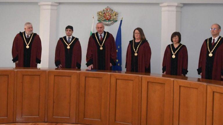Конституционният съд (КС) допусна за разглеждане по същество искането на