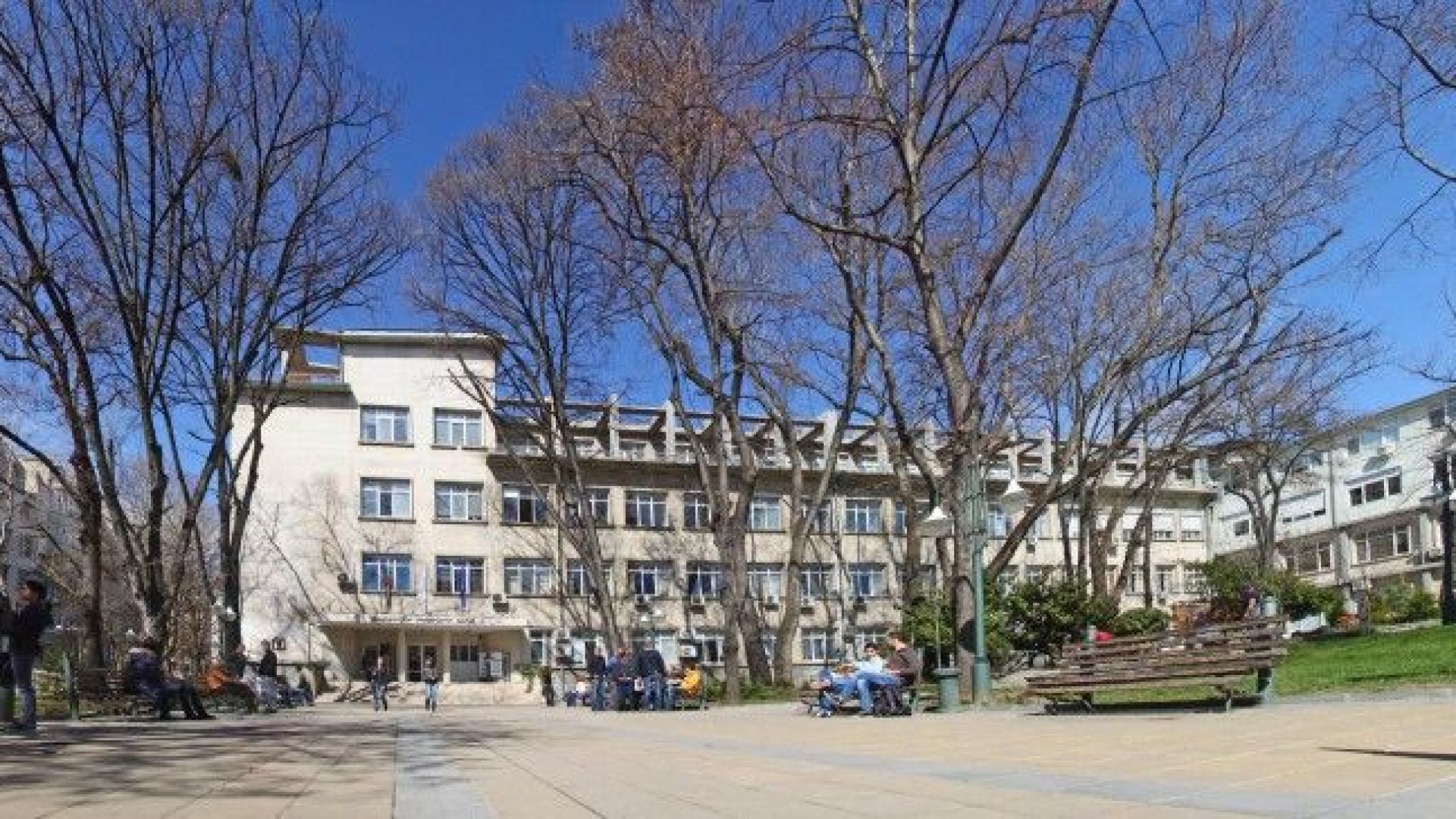Медицинският университет във Варна е с нов ректор